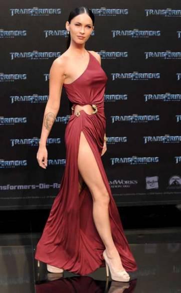 0f9d8838788 Robes de soirée de Megan Fox