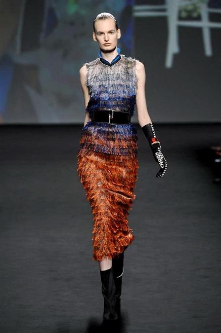 Modeles de robes maison hiver 2014
