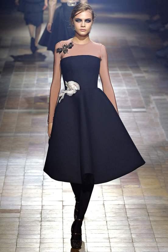 7d470eed140 robe-de-soiree-automne-hiver-2013-2014-lanvin-