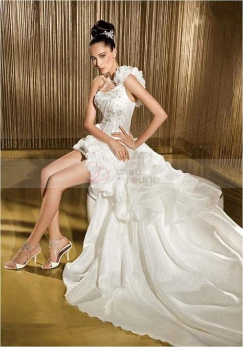 robes de mariée de la collection 2014 Chouchourouge  Des robes ...