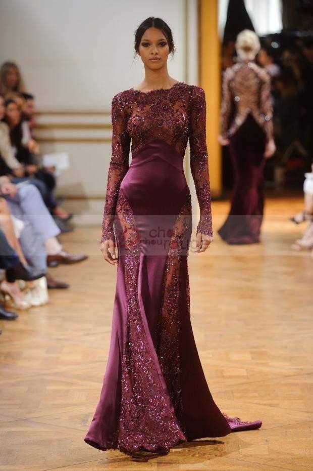 Les plus belles robes de soiree rouge