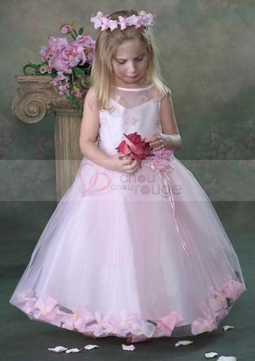 Les robes d enfants d honneur et le mariage en fin d ann e for Robes pour enfants pour les mariages