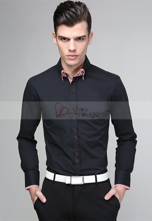 une belle chemise homme pour un tr s beau mariage des robes et des soir es. Black Bedroom Furniture Sets. Home Design Ideas
